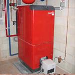 Soorten verwarmingsketel: mazoutketel