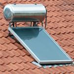 Soorten verwarmingsketel: zonneboiler